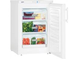 Компактная, вместительная и надежная морозильная камера Liebherr G 1223: длительное сохранение свежести продуктов