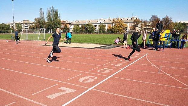 Легкоатлеты Константиновки завоевали призы на чемпионате Донецкой области