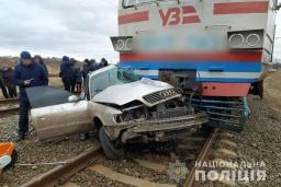 Cмертельного ДТП на железнодорожном переезде