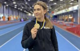 Юная спортсменка из Константиновки выиграла чемпионат Украины!
