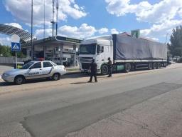 «Безопасное шоссе»: Сотрудники полиции провели профилактику ДТП в Константиновке