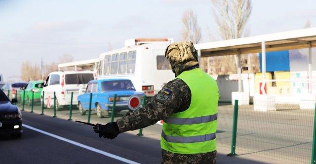 Ситуация на блокпостах сегодня утром, 2 декабря 2019 года: Проезда ожидали 230 авто