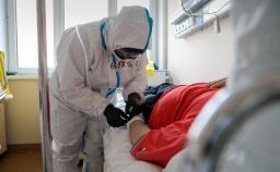 В Константиновке проходят лечение уже более 550 больных коронавирусом