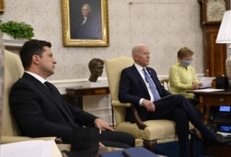 Встреча Байдена и Зеленского: главные итоги