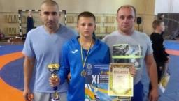 Борцы из Константиновки завоевали две медали на соревнованиях в Мариуполе