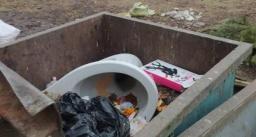Тарифы на вывоз строительного мусора в Константиновке обнародовали в КП «Коммунтранс»