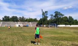 У маленьких футболистов Константиновского района – большое будущее