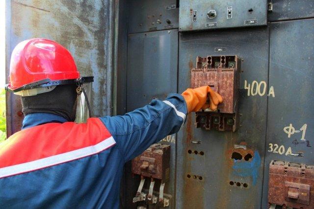 Где отключат электроснабжение в Константиновском районе 4 июня 2021