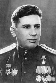 Березовский Ефим Матвеевич