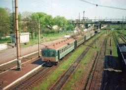 Электропоезд Ср3-1545