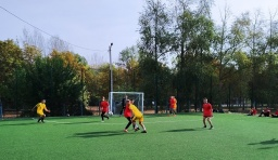 В Константиновке определены победители турнира по мини-футболу