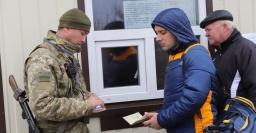 Ситуация на блокпостах Донбасса утром 13 декабря: Проезда ожидали 305 авто