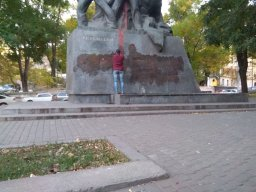 Комсомол Одессы на страже исторической правды