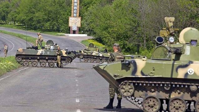 Блокада Донбасса: раскол или война?