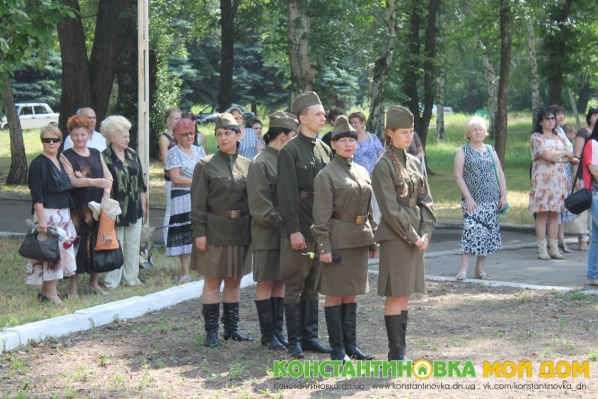 22 июня - День памяти и скорби о погибших в годы Великой Отечественной войны.