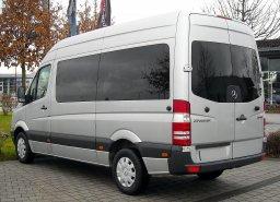Микроавтобус Мерседес-Спринтер на заказ, 8 мест