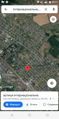 Как Гугл-карта ищет дома