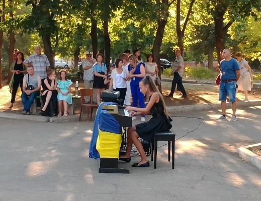 Ученики музыкальной школы