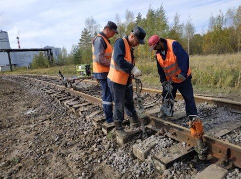 Требуются рабочие ЖД в Эстонию (от 1200 Евро в месяц)